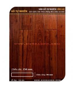 Rosewood hardwood flooring 750mm