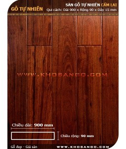 Rosewood hardwood flooring 900mm