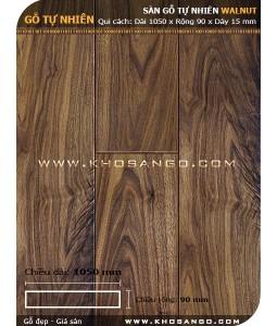 Sàn gỗ  Walnut ( óc chó ) 1050mm