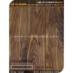 Walnut hardwood flooring 1200mm