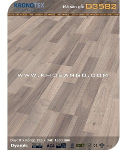 Kronotex Flooring D3582