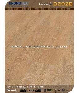 Kronotex Flooring D2928