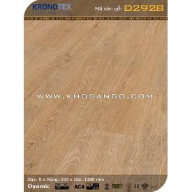 Sàn gỗ Kronotex D2928