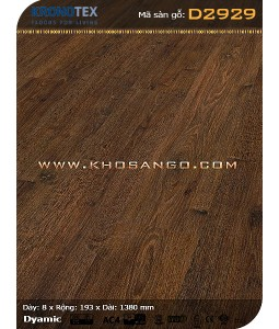 Kronotex Flooring D2929