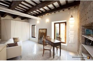 Sàn gỗ công nghiệp lót sàn cho căn hộ có diện tích hẹp