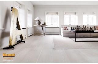 Sàn gỗ công nghiệp trong xu hướng thiết kế đương đại