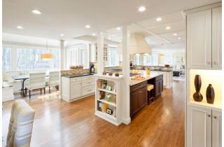 Chọn sàn gỗ gì để lót sàn nhà bếp tốt nhất ?