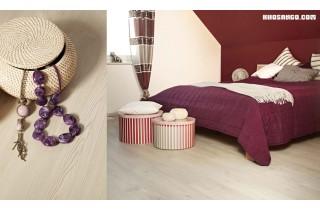 Chọn sàn gỗ trầm ấm nhất cho phòng ngủ