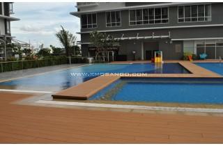 Ý tưởng sử dụng gỗ nhựa ngoài trời Awood trang trí cho hồ bơi & sân vườn cực đẹp