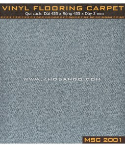 Vinyl Flooring Carpet  MSC2001