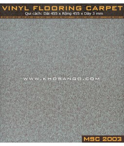 Vinyl Flooring Carpet  MSC2003