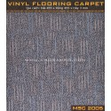 Vinyl Flooring Carpet  MSC2005