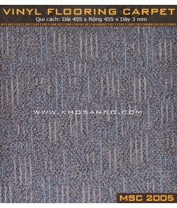 Sàn nhựa Galaxy MSC2005