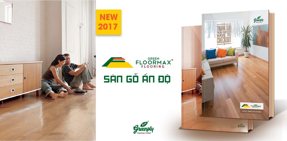 sàn gỗ ấn độ Floormax