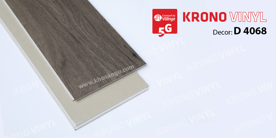 Sàn nhựa hèm khóa Krono Vinyl D4068