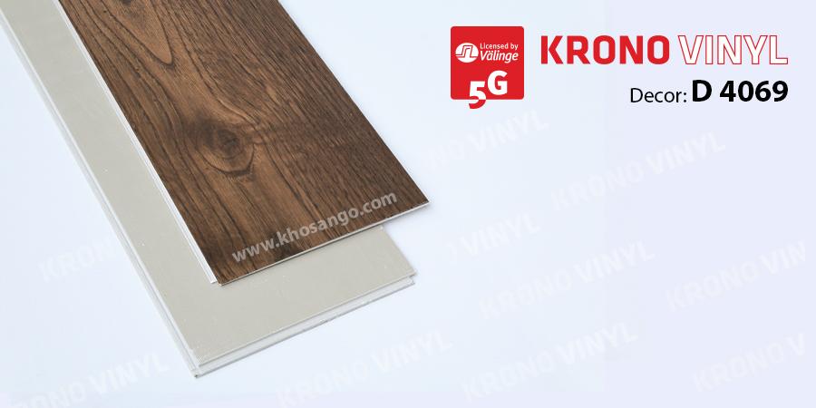 Sàn nhựa hèm khóa Krono Vinyl D4069