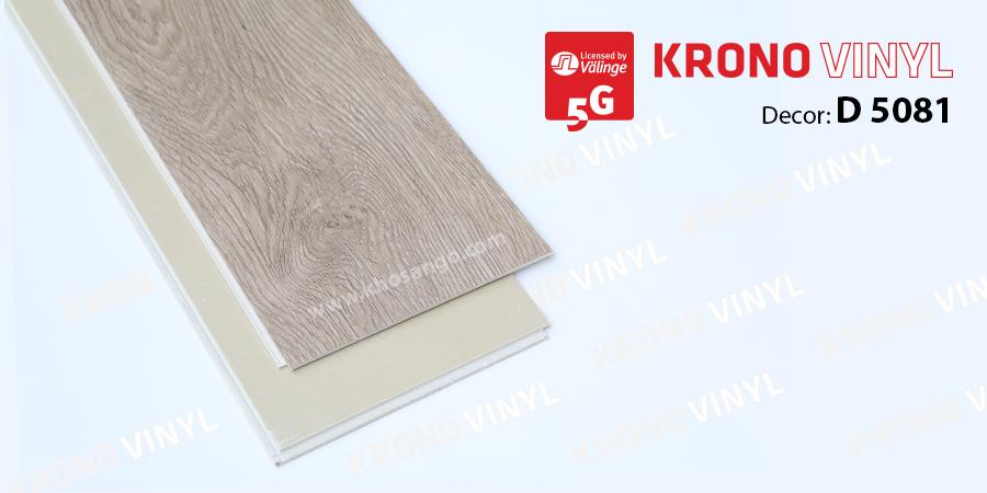 Sàn nhựa hèm khóa Krono Vinyl D5081