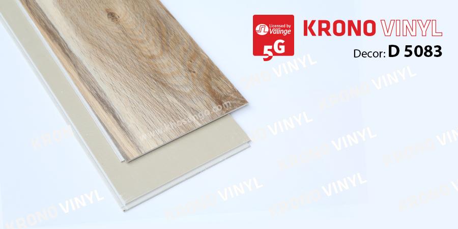 Sàn nhựa hèm khóa Krono Vinyl D5083
