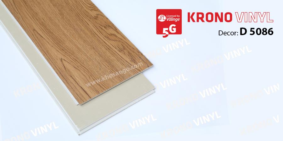 Sàn nhựa hèm khóa Krono Vinyl D5086