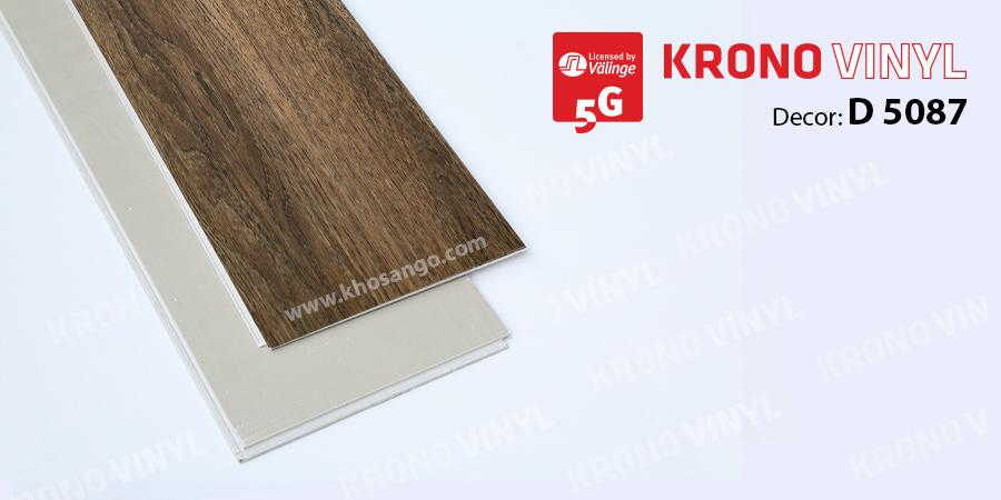 Sàn nhựa hèm khóa Krono Vinyl D5087