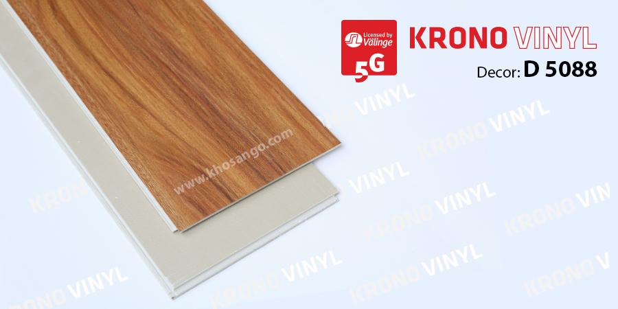 Sàn nhựa hèm khóa Krono Vinyl D5088