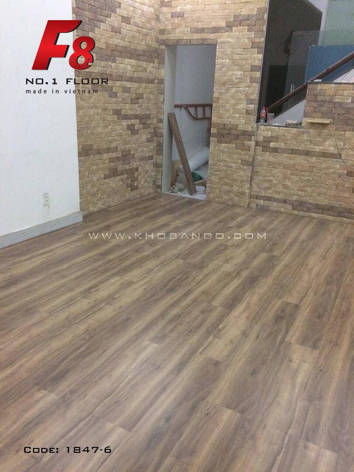 sàn gỗ giá rẻ F8 1847-6