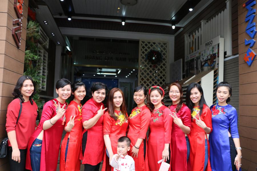 Khai trương Kho Sàn Gỗ Xuân Đinh Dậu 2017
