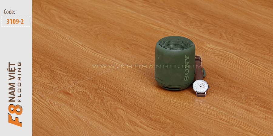 Sàn gỗ F8 Nam Việt 3109-2