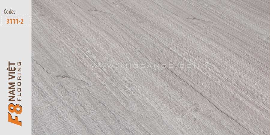 Sàn gỗ F8 Nam Việt 3111-2