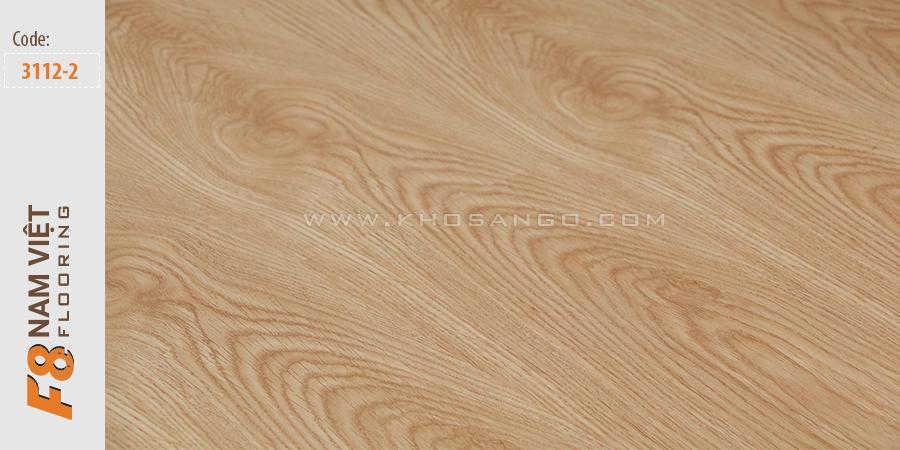 Sàn gỗ F8 Nam Việt 3112-2