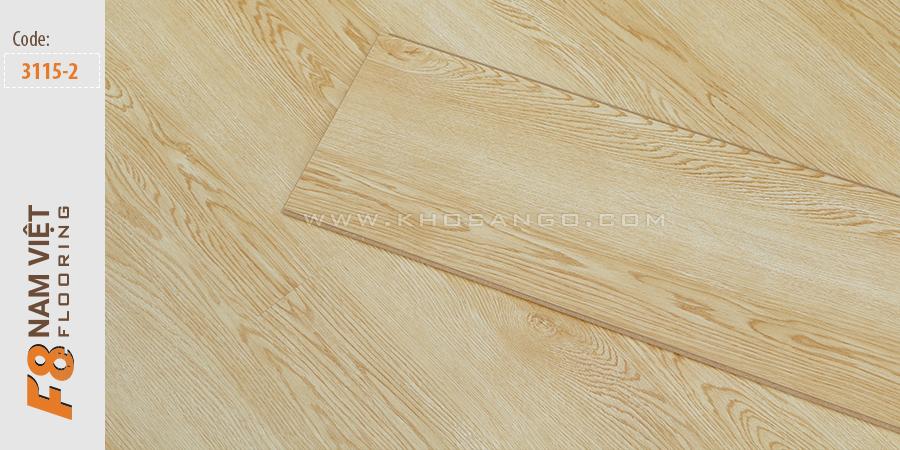 Sàn gỗ F8 Nam Việt 3115-2