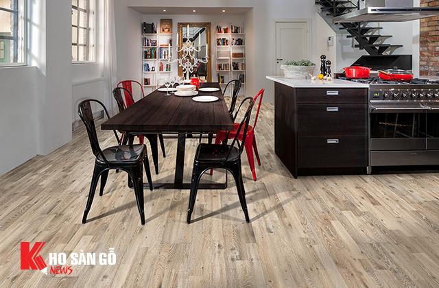 sàn gỗ nội thất đẹp 2018