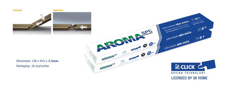 packaging aroma spc