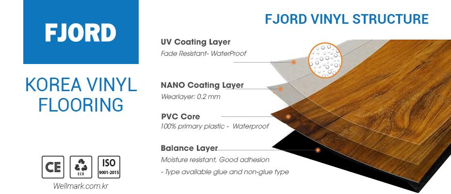 fjord vinyl structure
