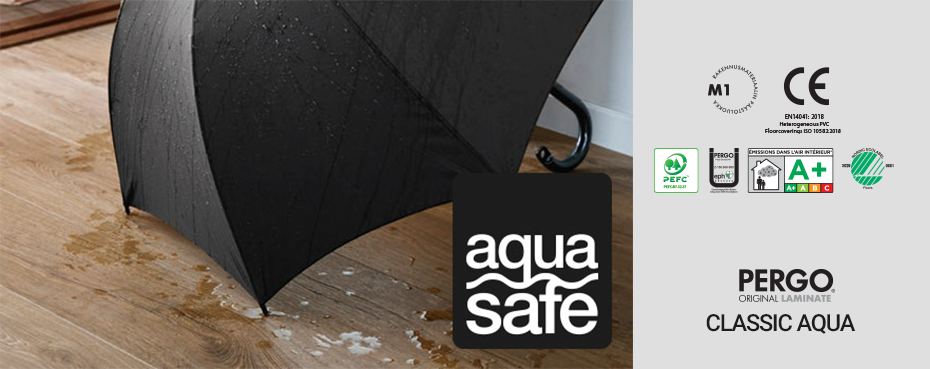 tính năng sàn gỗ pergo classic aqua