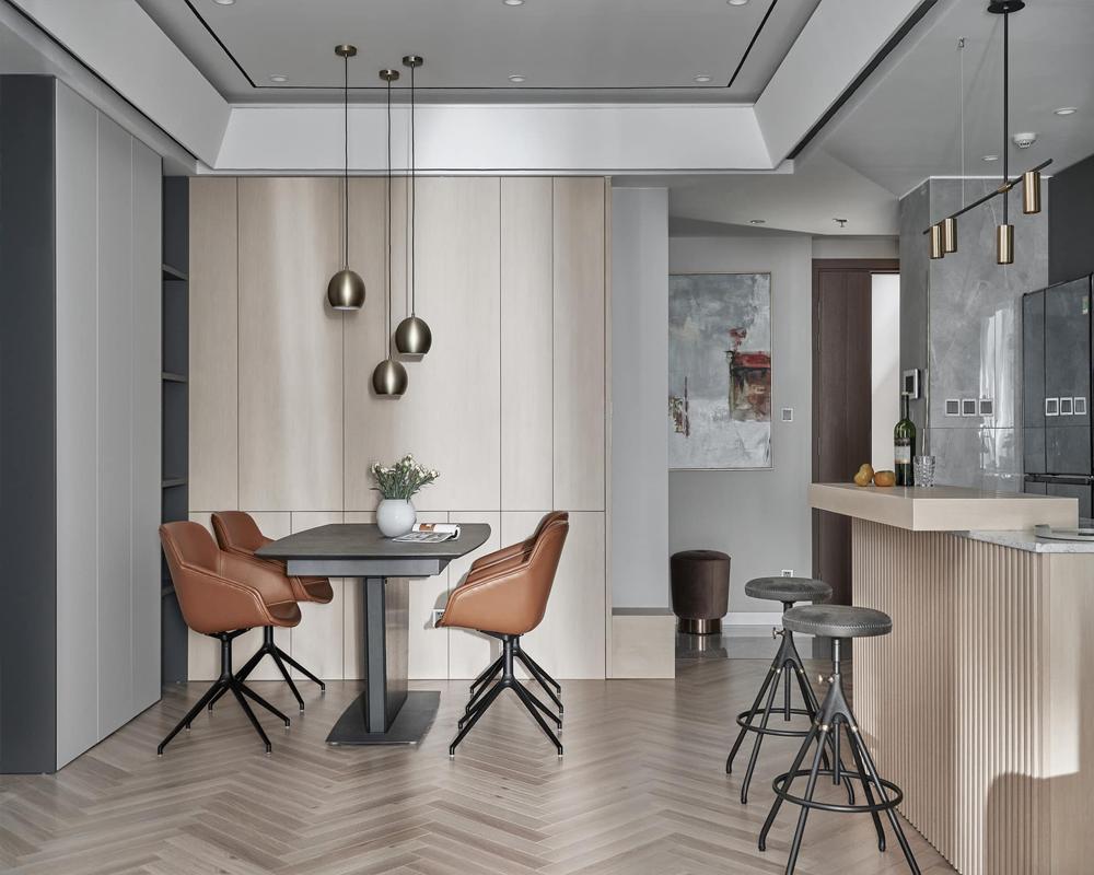 Sàn gỗ đa dạng màu sắc cho nhiều lựa chọn hoàn thiện nội thất sàn.