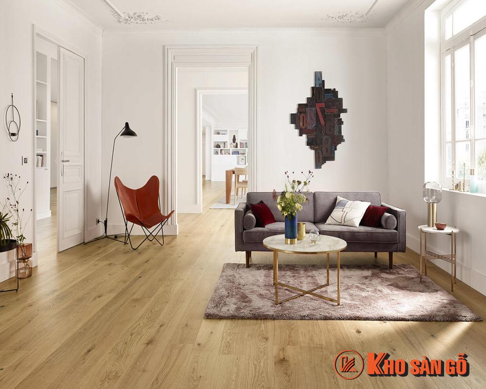 Top 20 mẫu sàn gỗ phòng khách hiện đại sang trọng