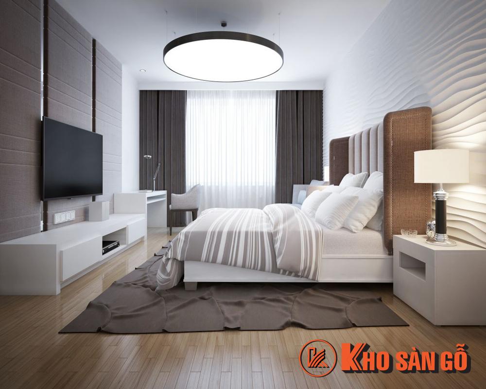 Top 25 mẫu sàn gỗ cho phòng ngủ tiện nghi