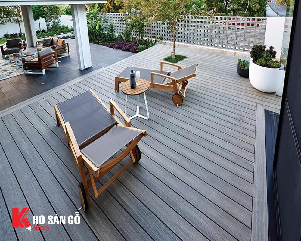UltrAwood - công nghệ sàn gỗ hiện đại cho cuộc sống tiện nghi.