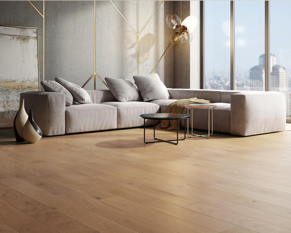 Sàn gỗ Dreamfloor ổn định với thay đổi thời tiết là lựa chọn tin cậy của mọi nhà.