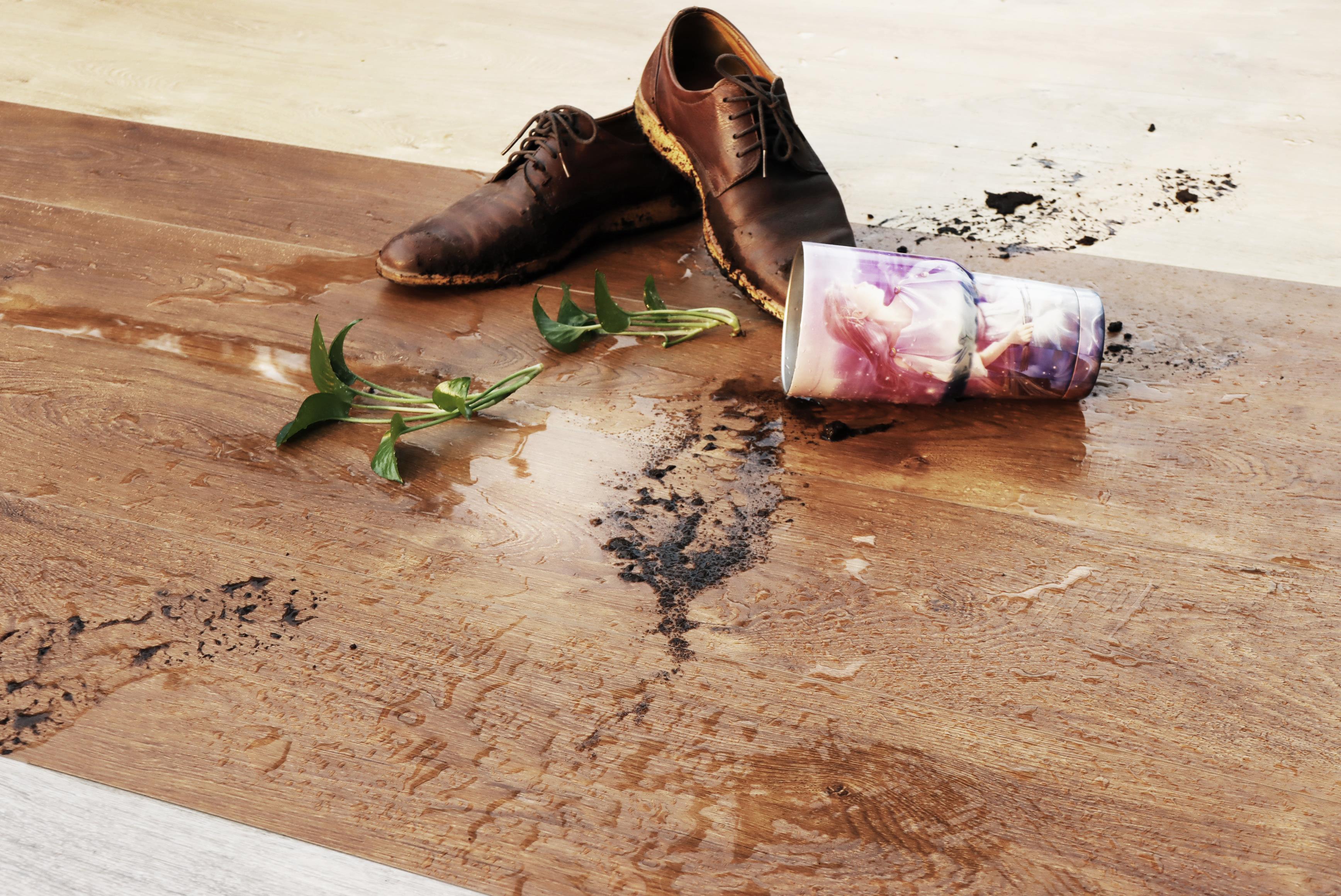 Sàn gỗ DreamLux hiện đại cho cuộc sống tiện nghi.