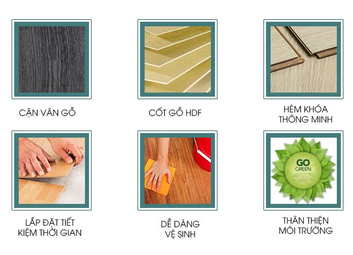 chi tiết sàn gỗ F8-11180-8