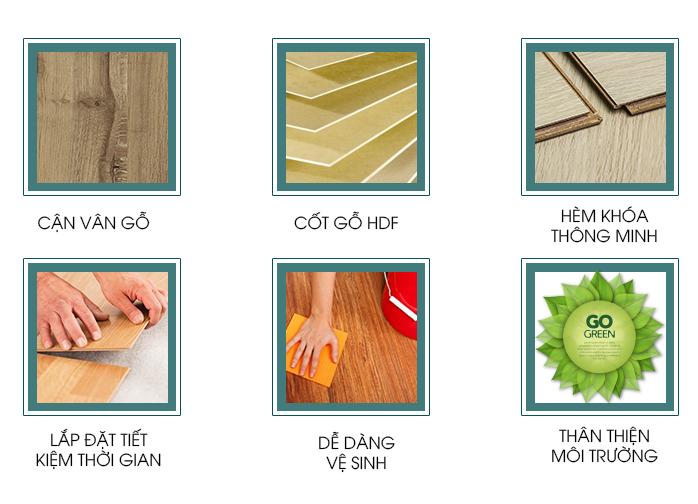 chi tiết sàn gỗ F8-1847-6