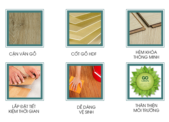 Sàn gỗ F8-610-3