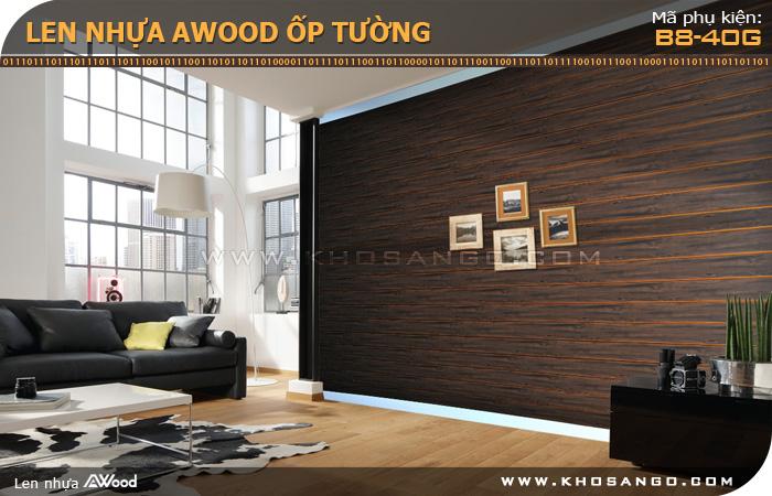 Len nhựa Awood B8-40G