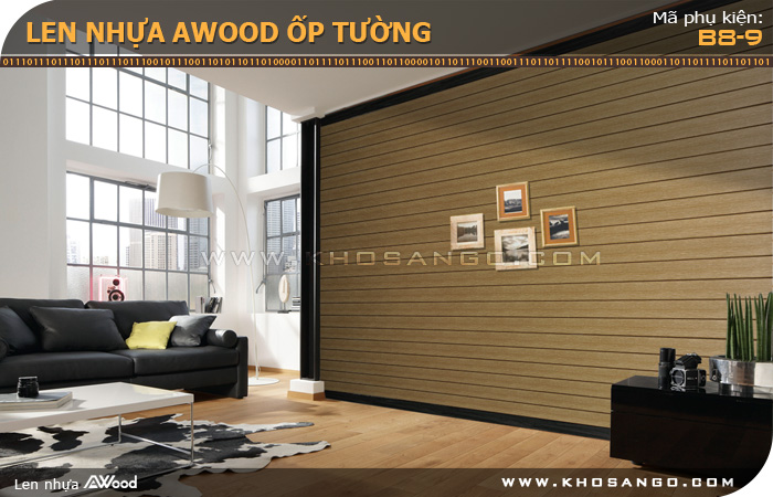 Len nhựa Awood B8-9