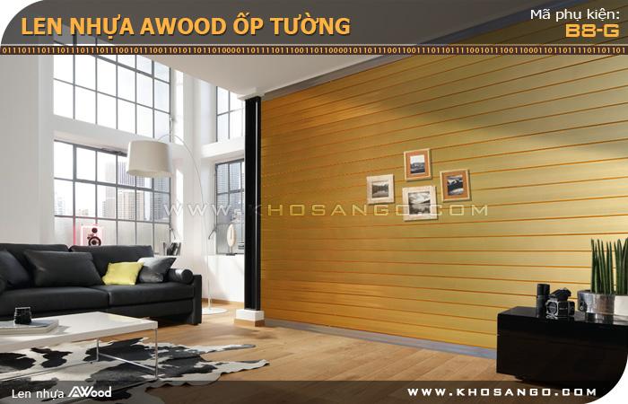 Len nhựa Awood B8-G