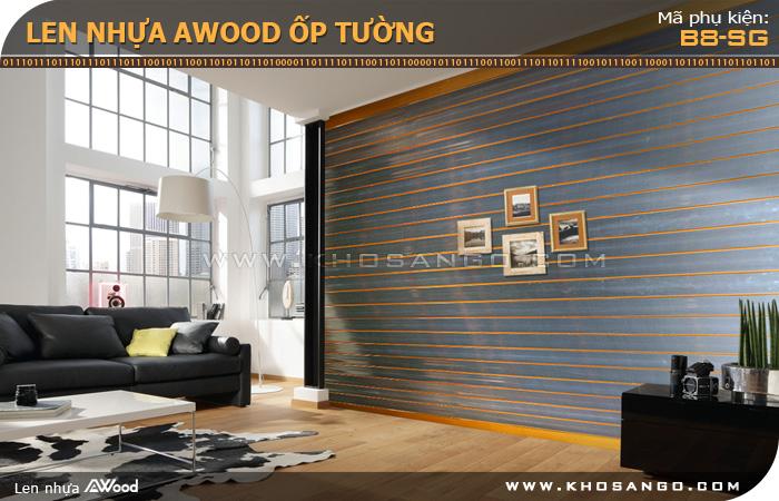 Len nhựa Awood B8-SG