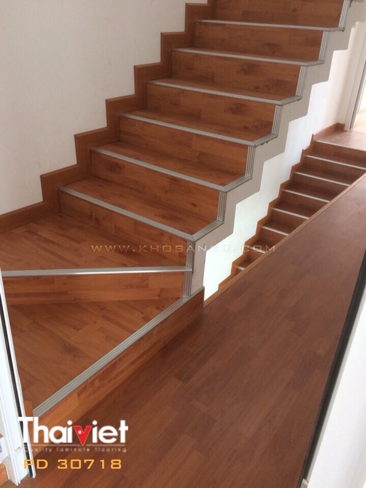 sàn gỗ công nghiệp Thaiviet PD30718