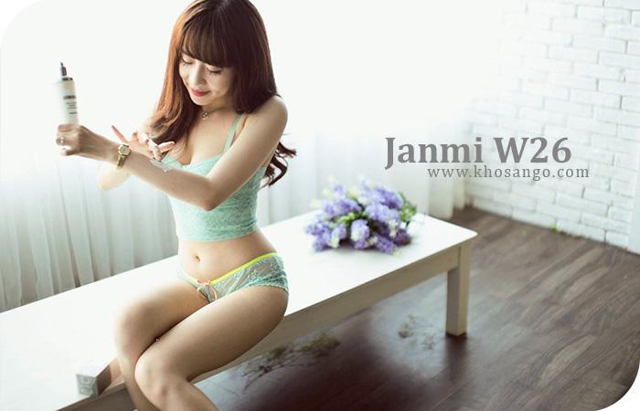 Sàn gỗ Janmi W26